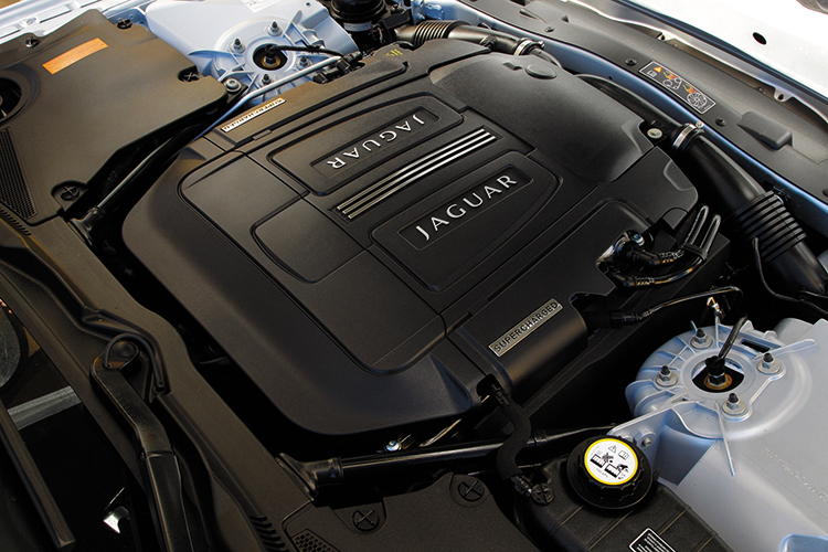 xkr engine