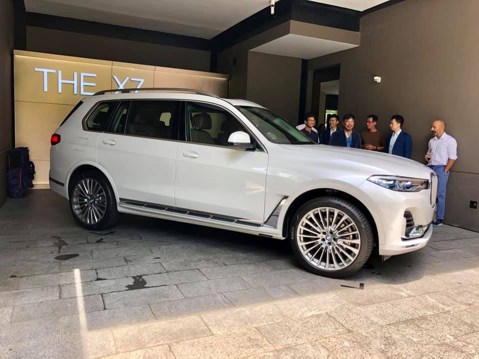 Bmw X7 Singapore Launch 7 Seats For 471 888 Torque