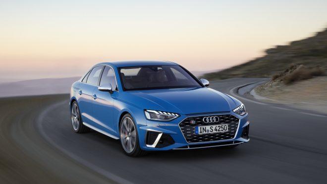 New Audi S4