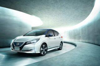 Nissan Leaf Singapore