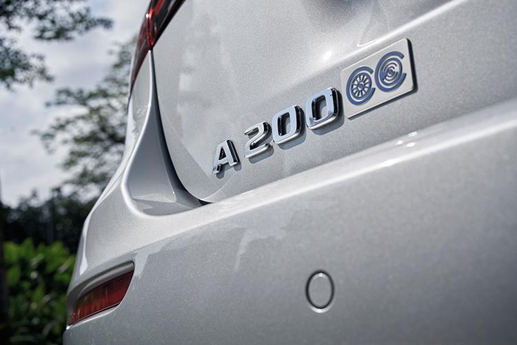 a200 badge