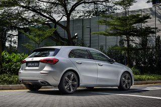 Mercedes-Benz A200 Progressive review