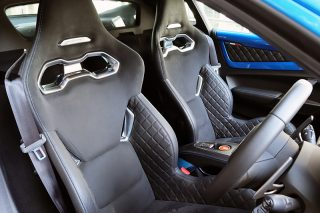 bucket seats sabelt alpine a110