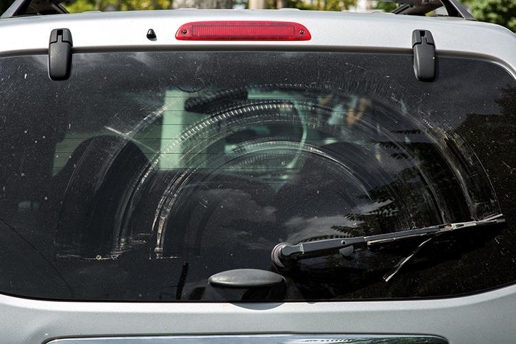 car wiper juddering