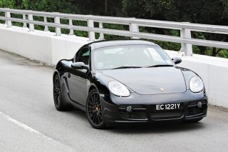 cayman s sport front