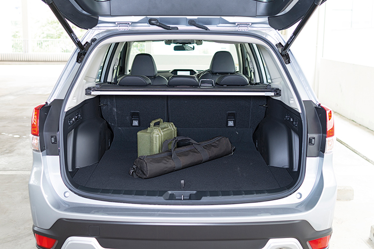 Forester – Boot