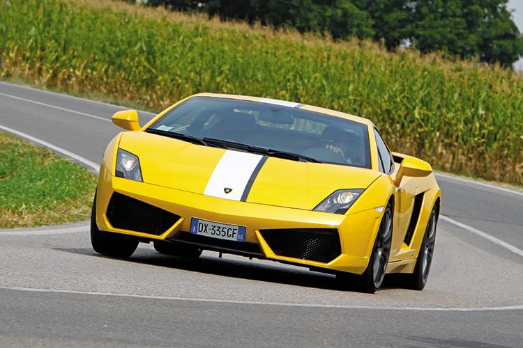 Lamborghini Gallardo Valentino Balboni Review Torque