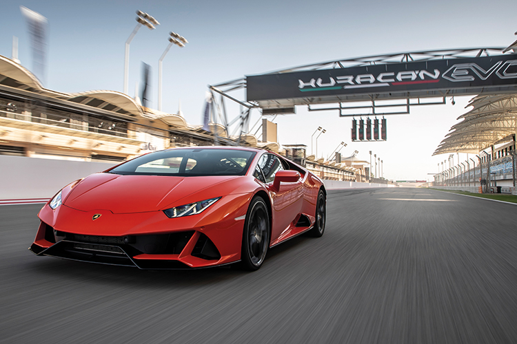 Lamborghini Huracan Evo Delivers The Force Of An Italian Gale Torque