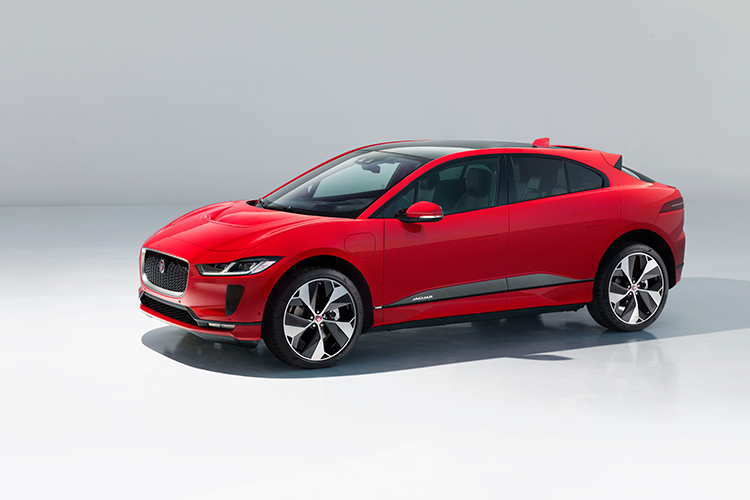 electric cars singapore jaguar i-pace