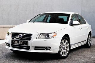 s80 2.5t front