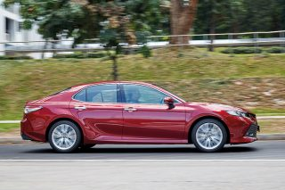 Toyota Camry review: Bold performance