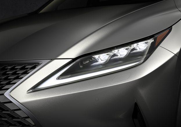 Lexus RX BladeScan