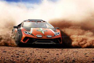Lamborghini Sterrato