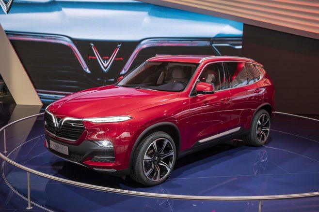 Vinfast LUX SUV