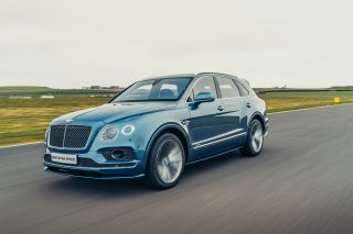 Bentley Bentayga Speed review