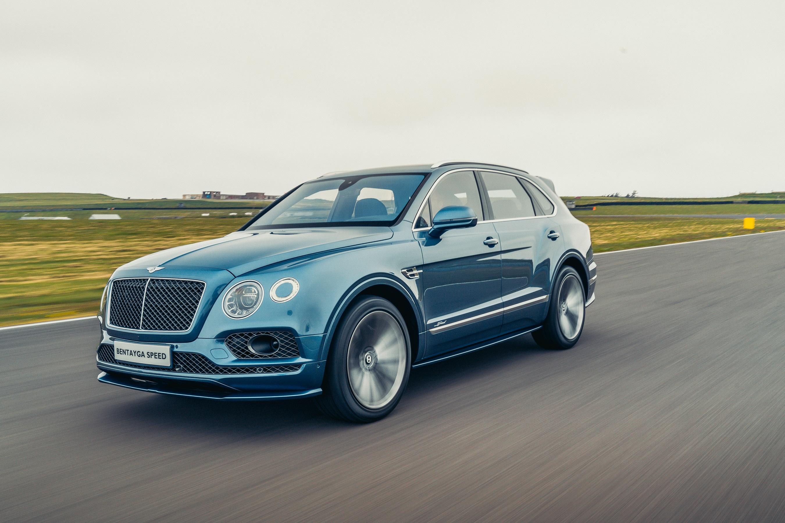 Bentley Bentayga Speed Review Like Drifting Buckingham Palace Torque