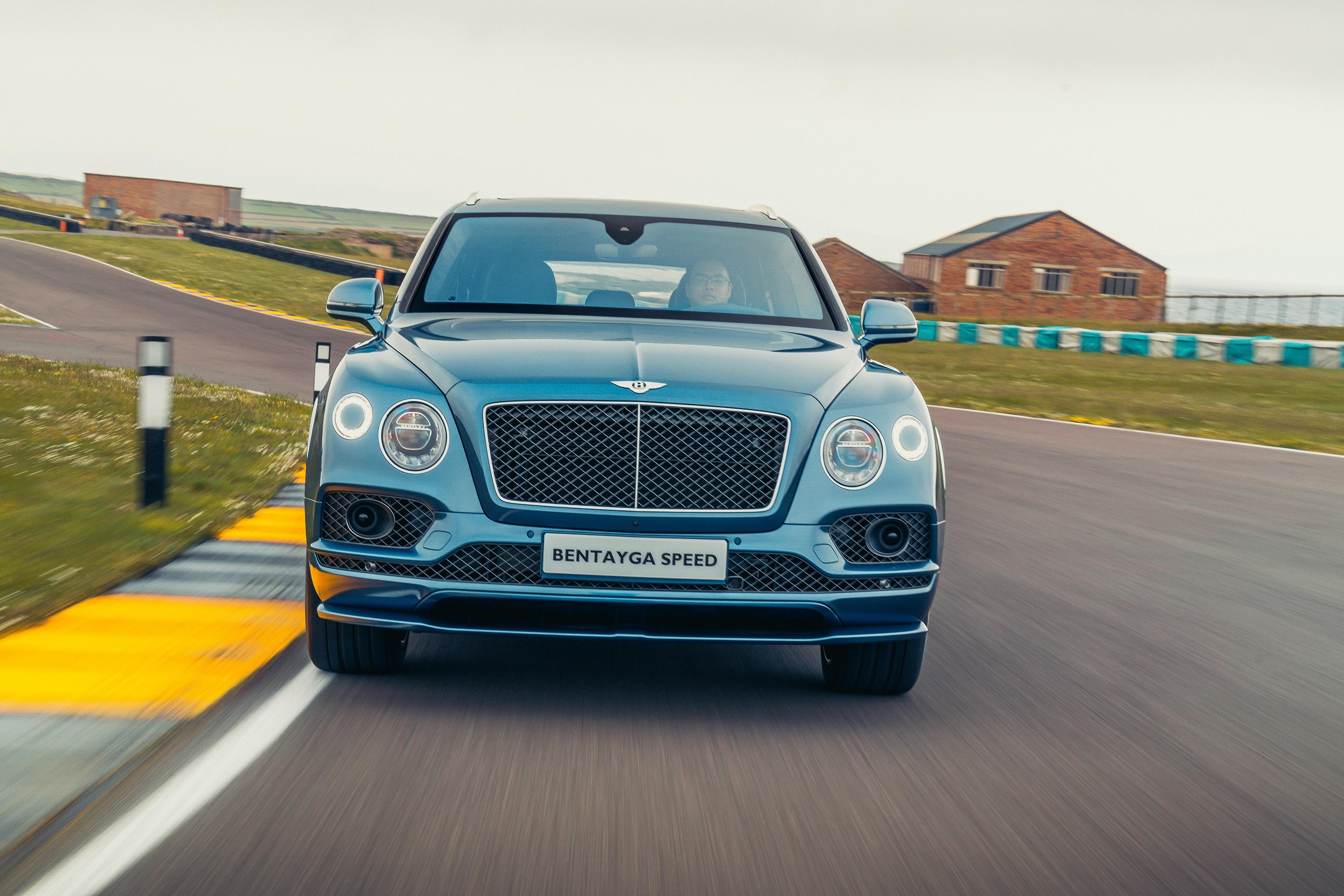 Bentley Bentayga Speed review: Like drifting Buckingham