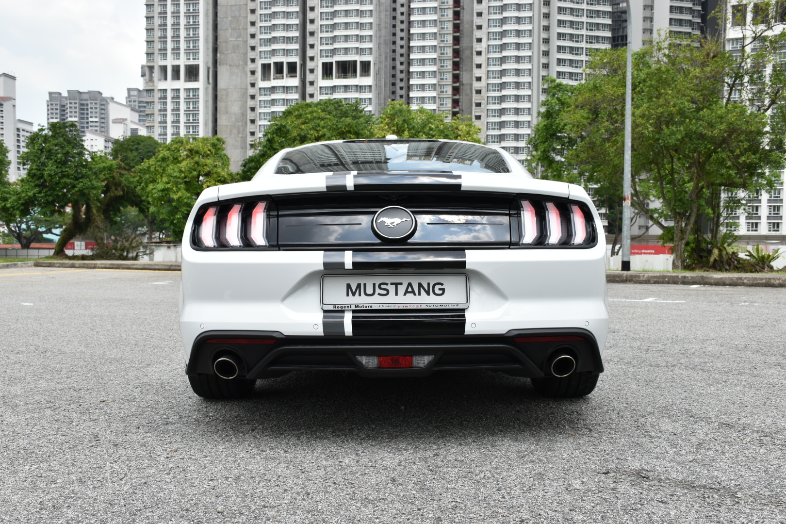 Ford Mustang 2 3 review: All-American hero | Torque