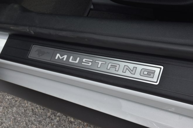 Ford Mustang sills