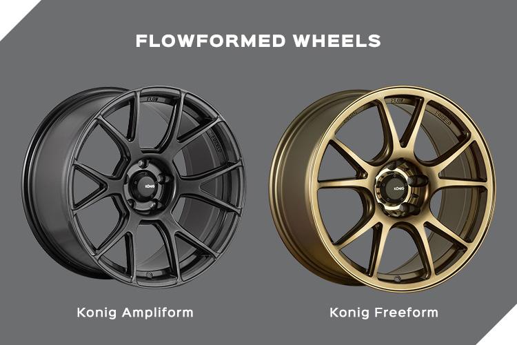 Flowformed Wheels