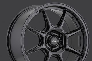 Konig is one of the most recognisable brands in the highly competitive alloy wheel industry