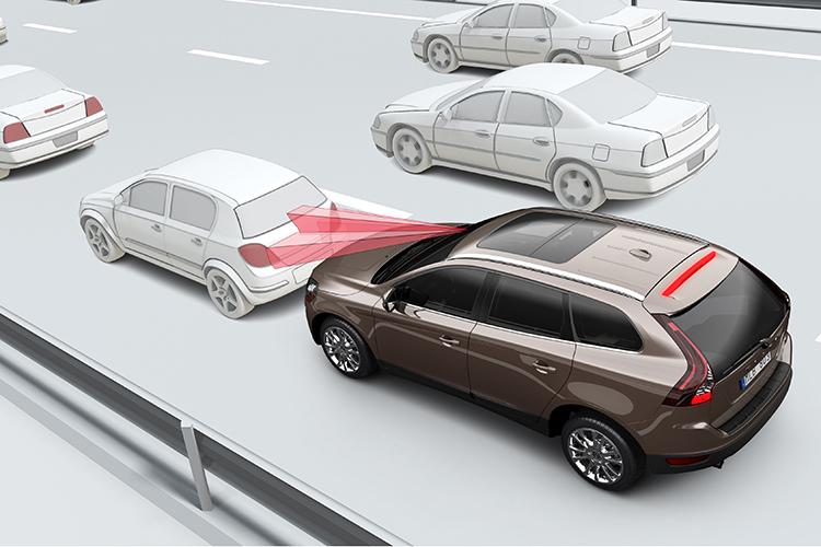 automatic autonomous emergency braking