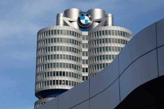 BMW JLR EV