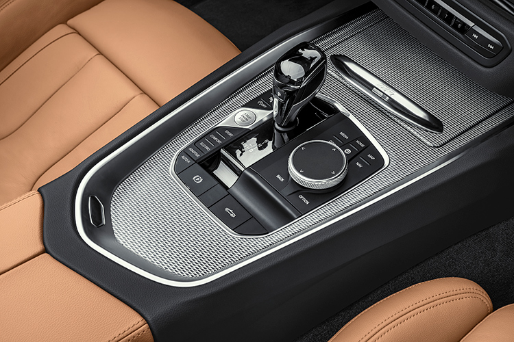 z4 m40i gearbox