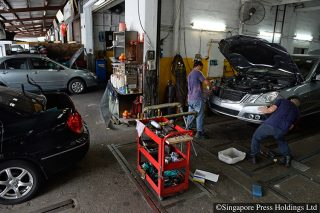 car servicing questions