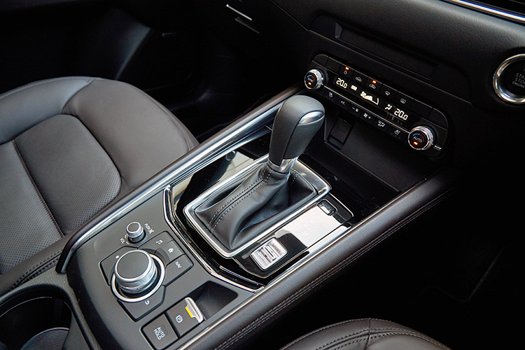 cx-5 gearbox