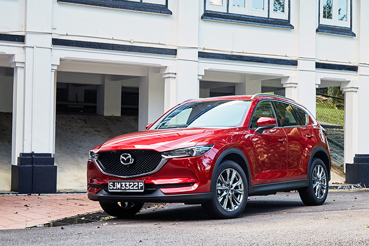 Mazda CX-5 2 5 becomes even more compelling following update | Torque