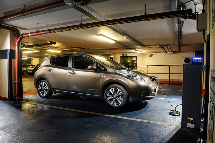 electric car consumption figures