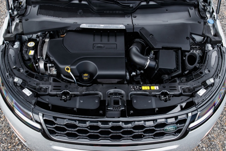 evoque engine