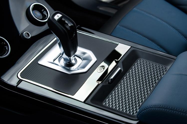 evoque gearbox