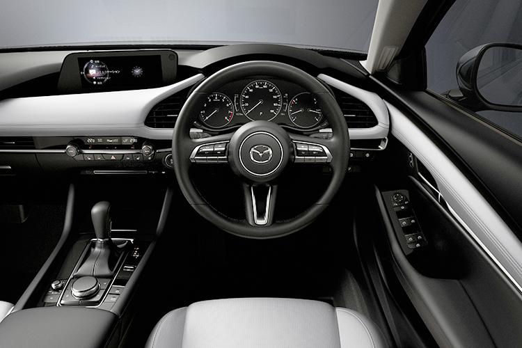 new mazda 3 interior
