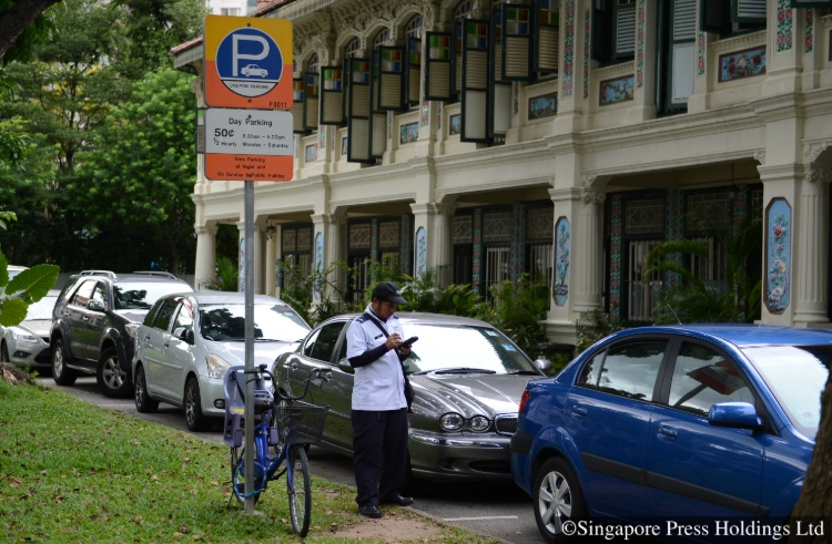 parking fines increase singapore 1
