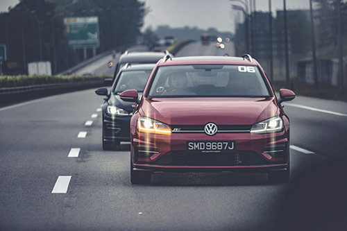 Start your engines with Torque On The Move Volkswagen Edition
