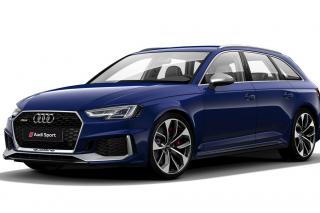 Audi on Demand RS4 Avant