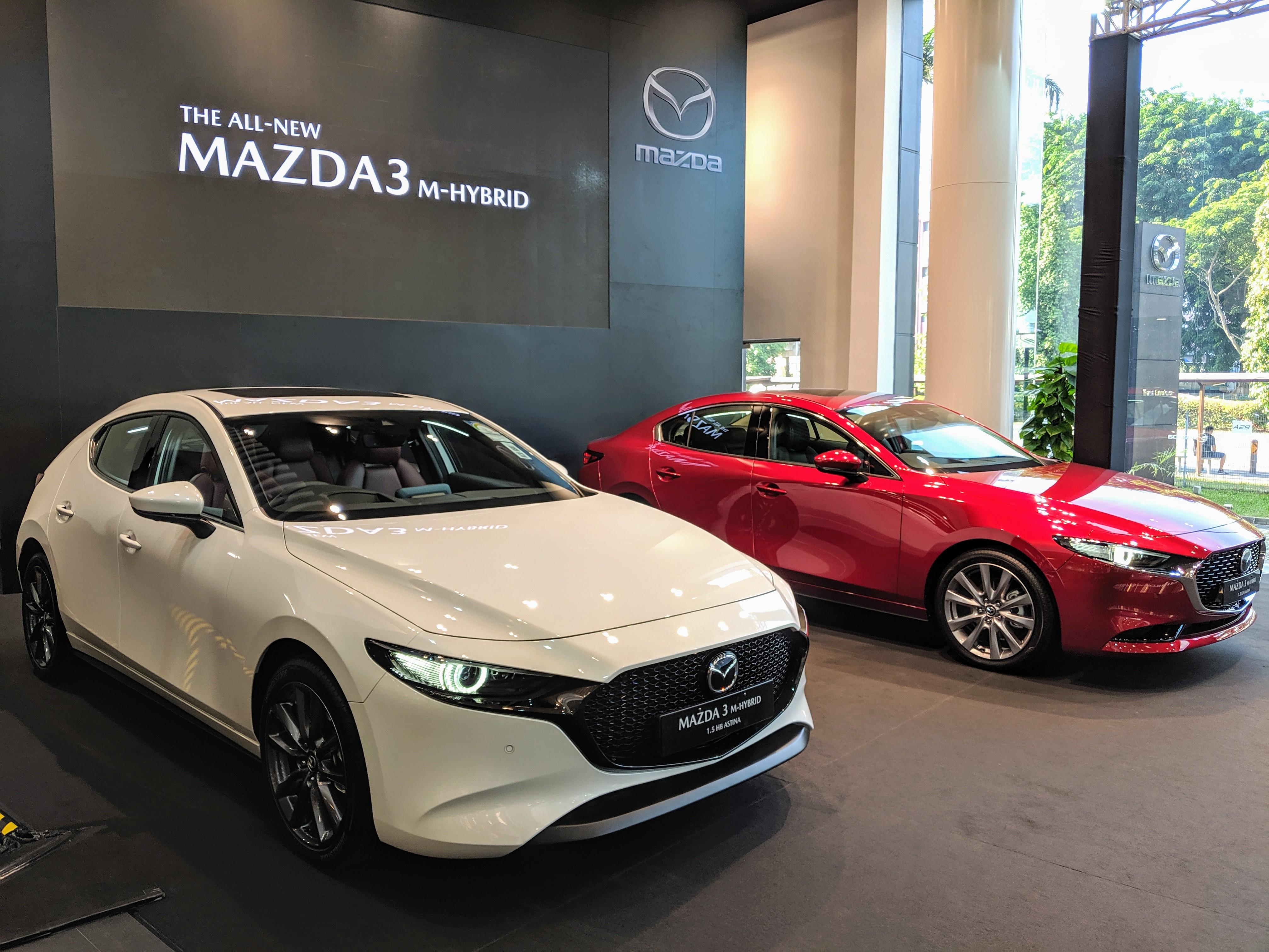 Kelebihan Kekurangan All New Mazda3 Perbandingan Harga