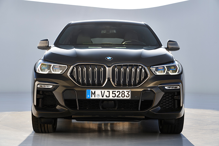 bmw x6 front grille