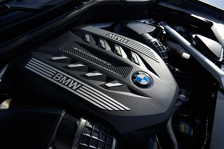 bmw x6 v8 engine