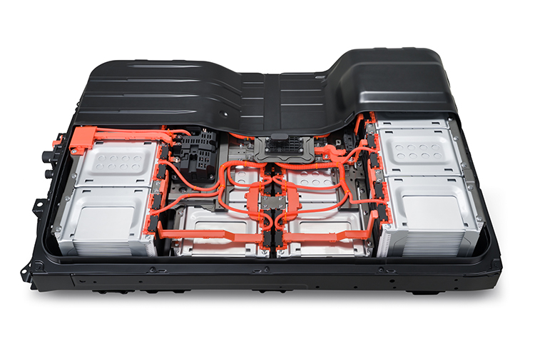 nissan leaf e+ battery pack