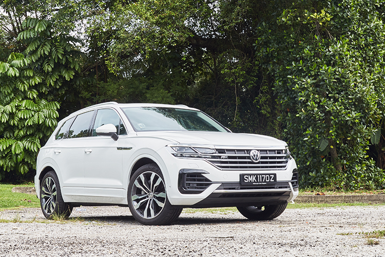 Volkswagen Touareg review: SUV with power and presence   Torque
