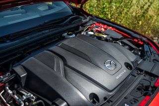 what is skyactiv-x engine