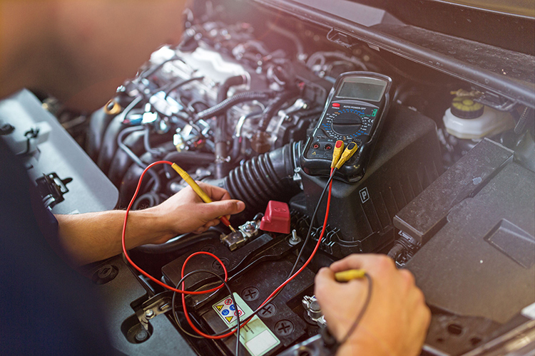 maintain car battery