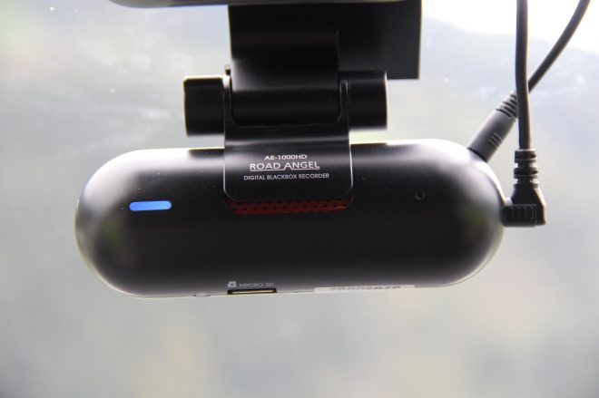 dashcam rear