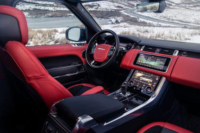 Range Rover inline-6