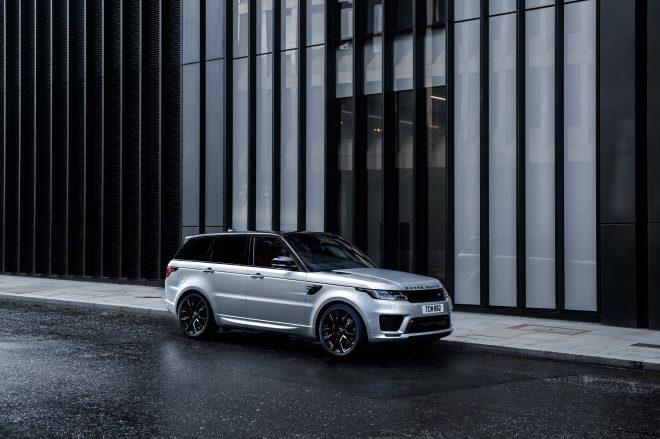 Range Rover HST