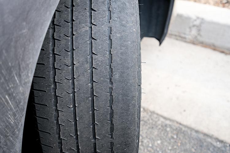 car maintenance myth bald tyres
