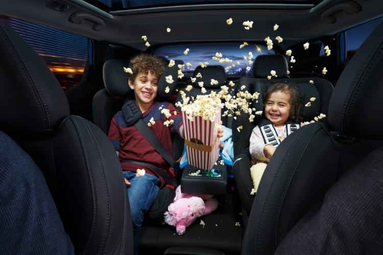 road trip dangers backseat distractions